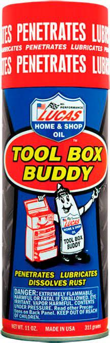 """LUCAS OIL"" TOOL BOX BUDDY 311gr LUCAS OIL"