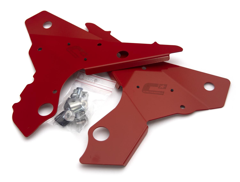 Proteção Lateral de Chassi Aluminio
