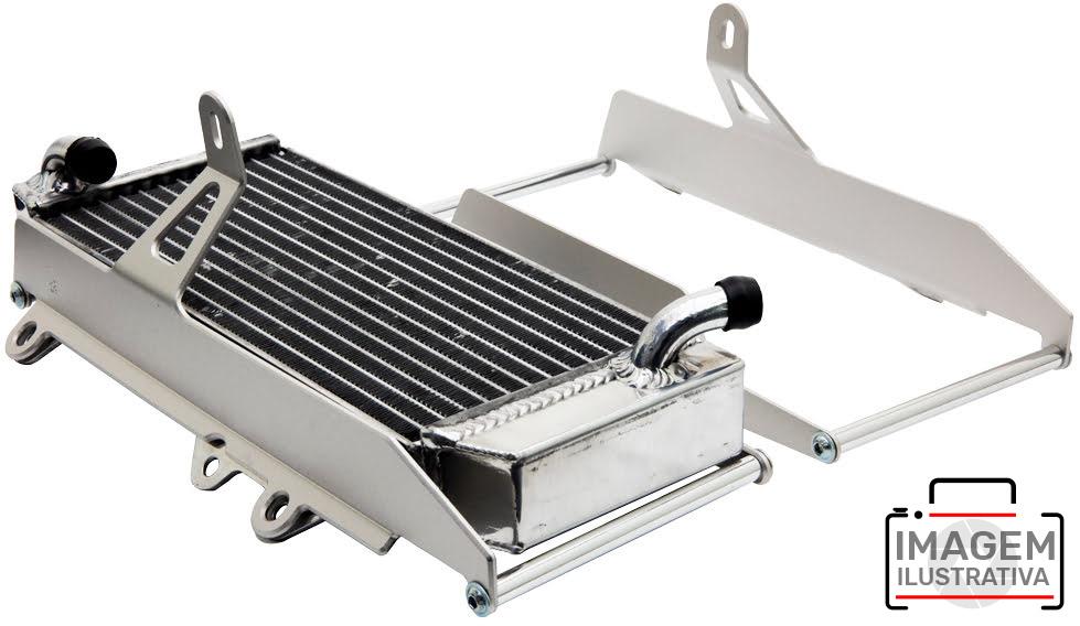 Proteção de Radiador Aluminio Light CROSSPRO ajp pr5 250 2014