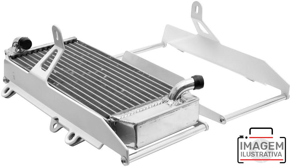 Aluminum Radiator Guard Light