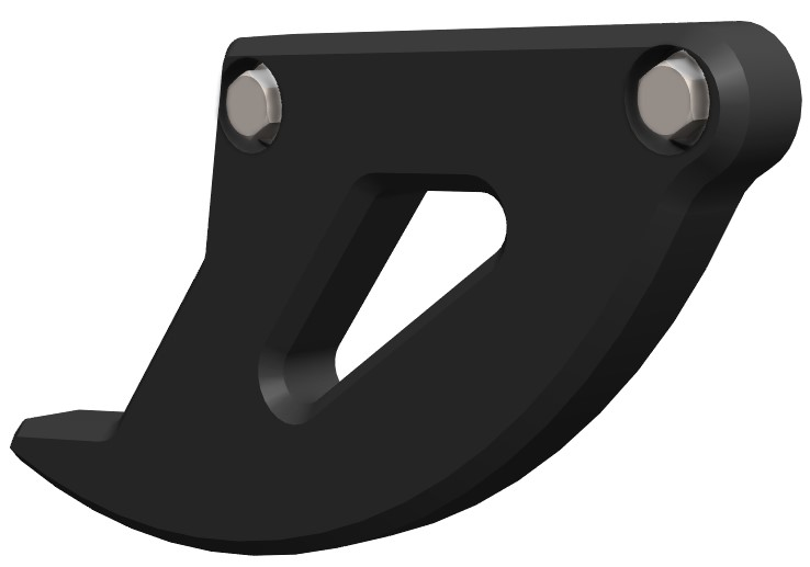 Proteção de Disco Traseiro DTC