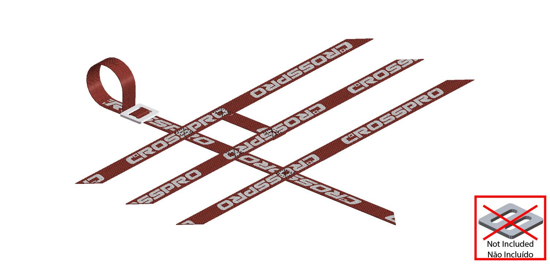 Correias de Nerf-Bar (kit)