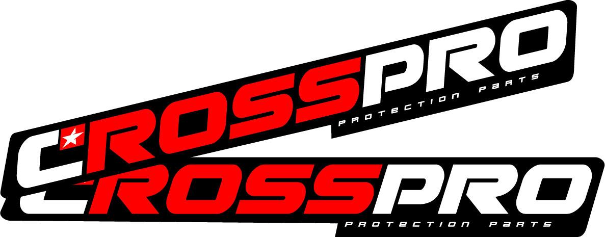 Autocolantes CrossPro (2un)