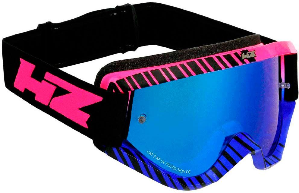 "Oculos HZ ""GRID"" Azul / Rosa"