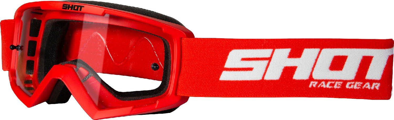 Oculos Criança ROCKET Vermelhos