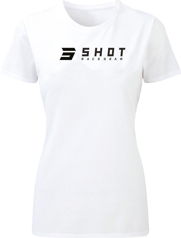 T-Shirt Mulher TEAM 2.0 Branca