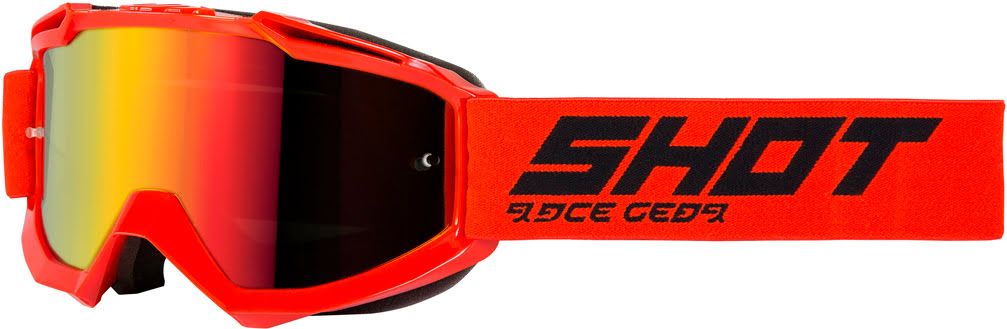 Oculos IRIS Vermelho