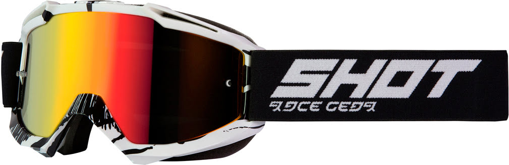 Oculos IRIS RECALL Preto / Branco