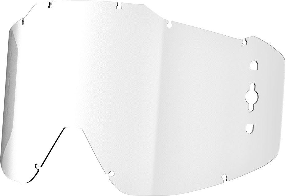 Lente de oculos ASSAULT / IRIS (Anti-Risco / Embaciamento)