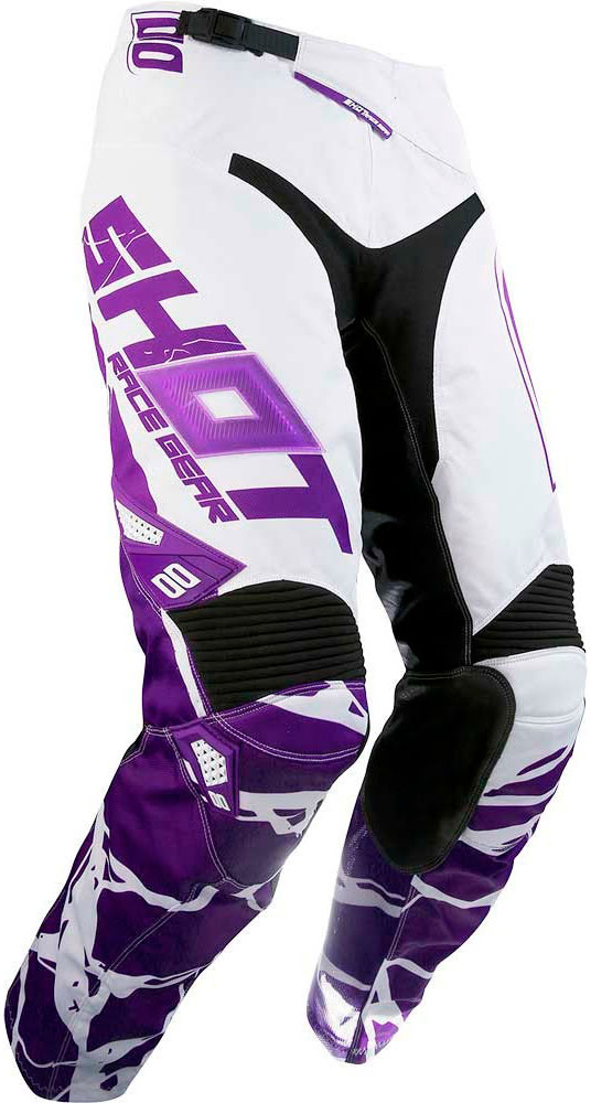 Riding Gear Shot AEROLITE MAGMA Ultravioleta