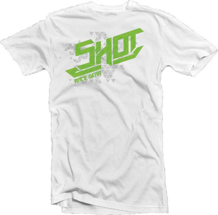 T-shirt Homem NEO Branca