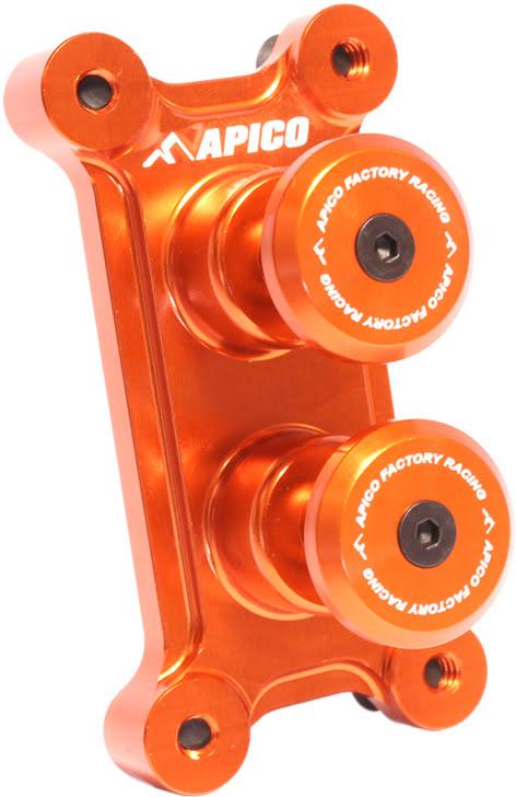Holeshot (Apenas Botões) APICO Dual KTM / HUSQVARNA 125-501 La