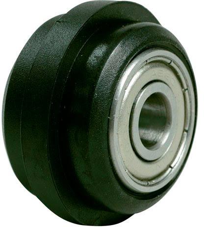Roleto de corrente 34.5mm KTM preto