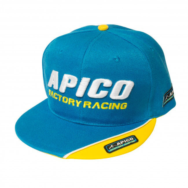 Boné Apico FACTORY RACING SNAPBACK Azul