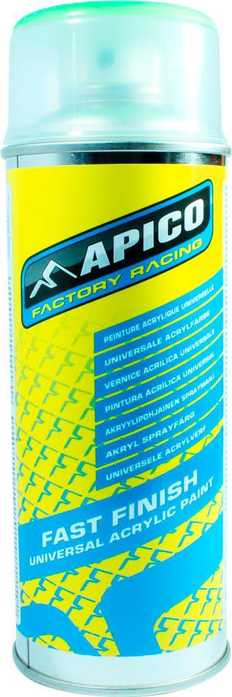 Tinta Spray verde fluorescente KX 94-98 400ml APICO