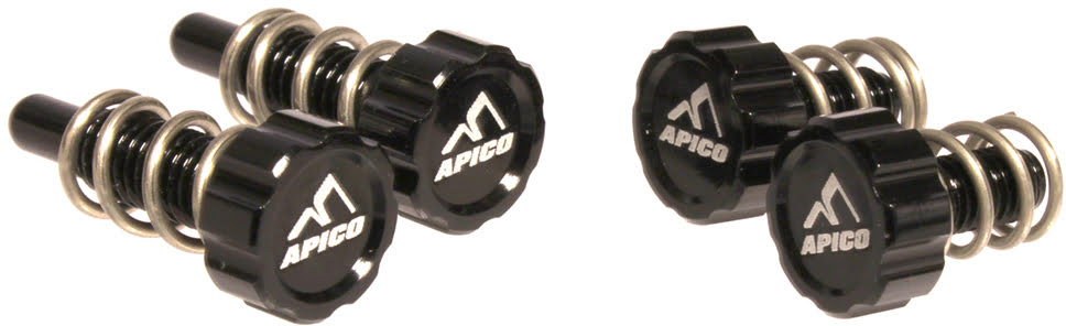 BRAKE & CLUTCH MASTER CYLINDER ADJUSTER SET 2 AJP / BRAKTEC MO
