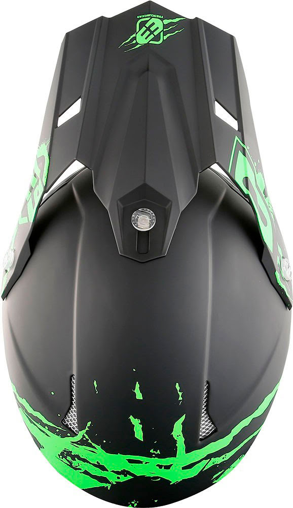 Capacete STRIKER Freegun Gear MX-605 RAW L