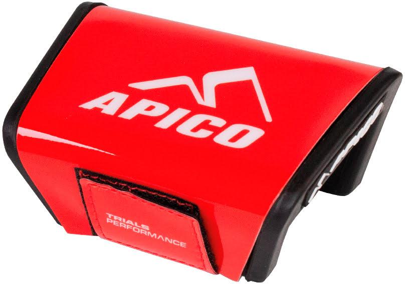 Esponja de Guiador APICO TRIAL Vermelha