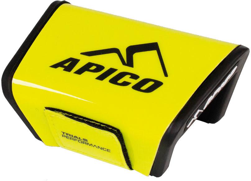 Esponja de Guiador APICO TRIAL Amarela APICO