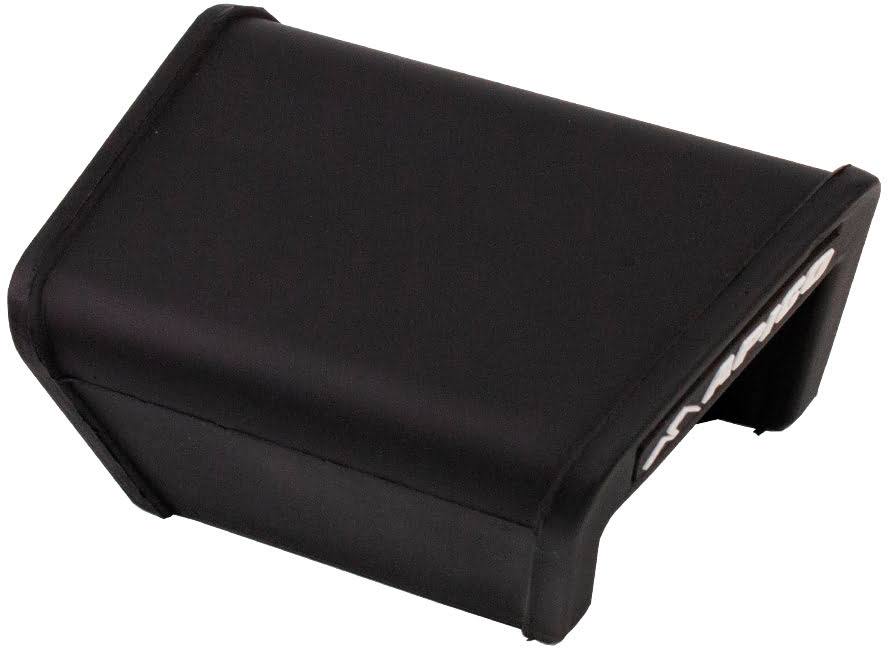 TRIAL PERFORMANCE OVERSIZE HANDLEBAR REPLACMENT PADS ONLY BL APICO