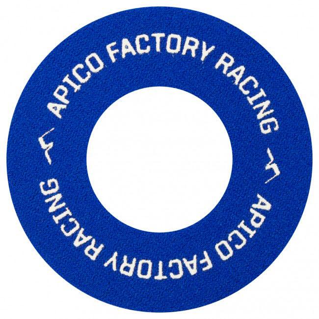 Donuts APICO azuis
