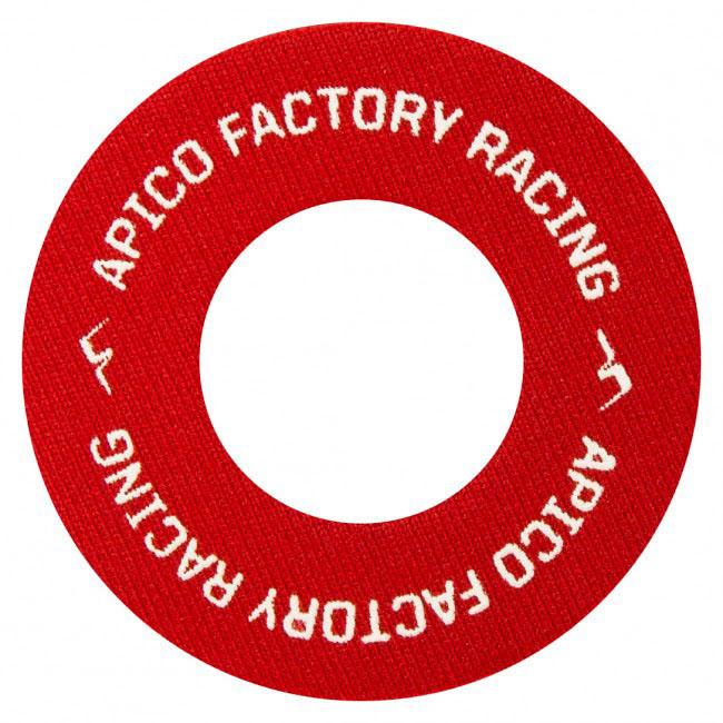 Donuts APICO vermelhos