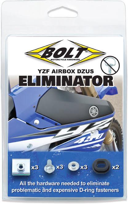 Kit para Eliminar Aperto Rápido de Caixa de Filtro Yamaha