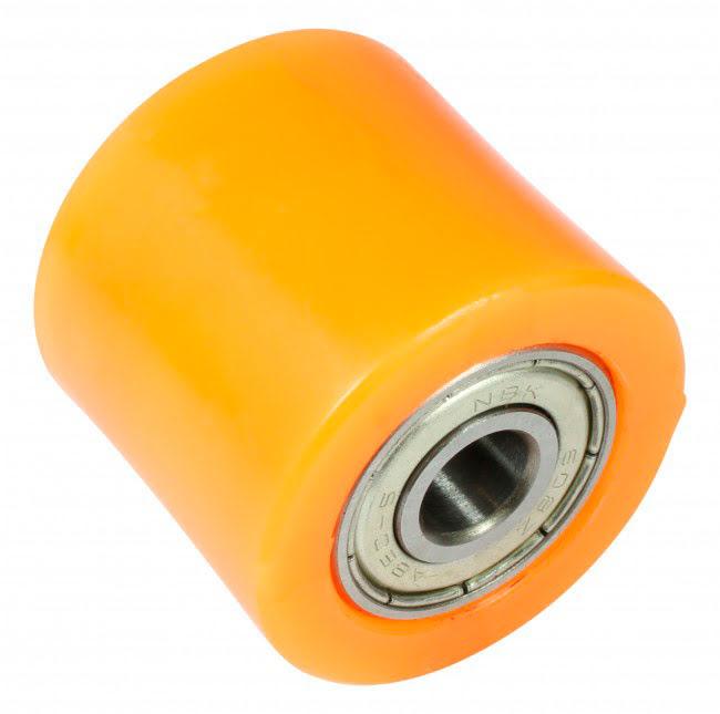 Roleto de corrente 32mm laranja