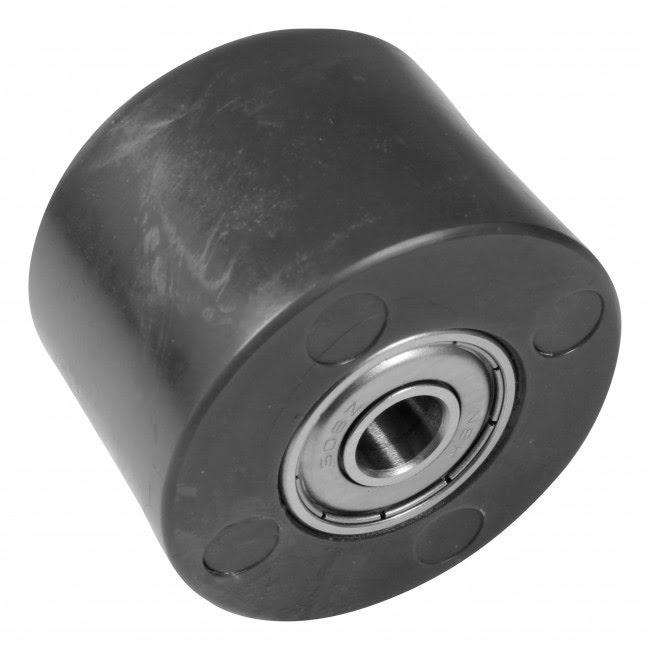 Roleto de corrente 42mm preto