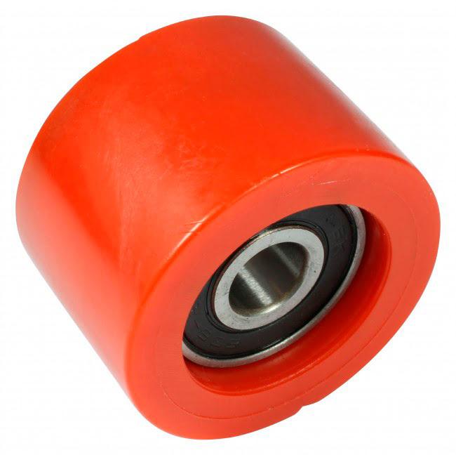 Roleto de corrente 33mm CRF 04-08 vermelho