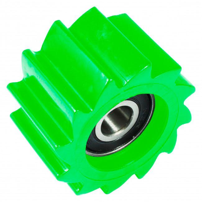 Roleto de corrente 38mm KXF 07-14 verde