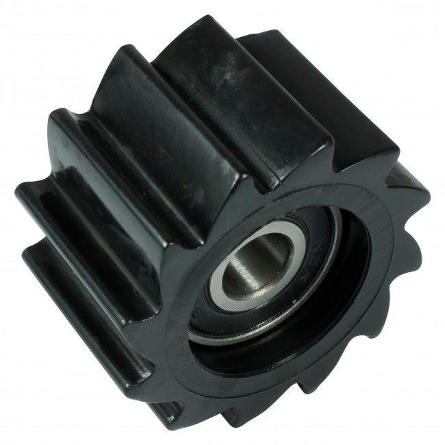 Roleto de corrente 38mm KXF 07-14 preto