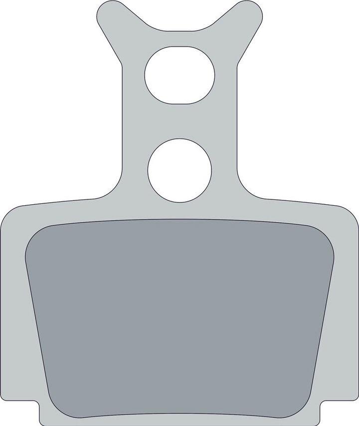 DP Brakes XC-Eco Organic Brake Pads