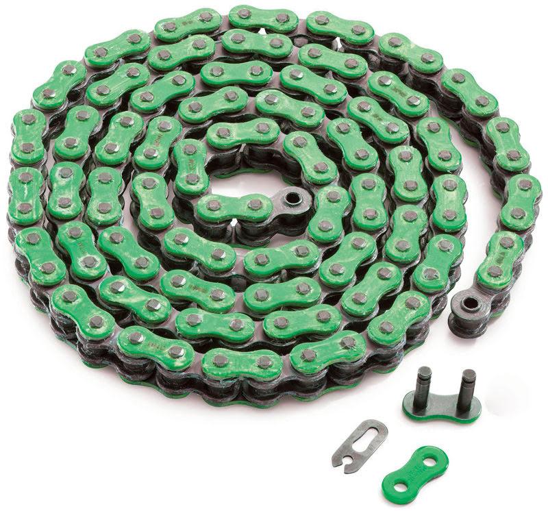 Corrente Esjot (520 HRT Verde 120 elos)