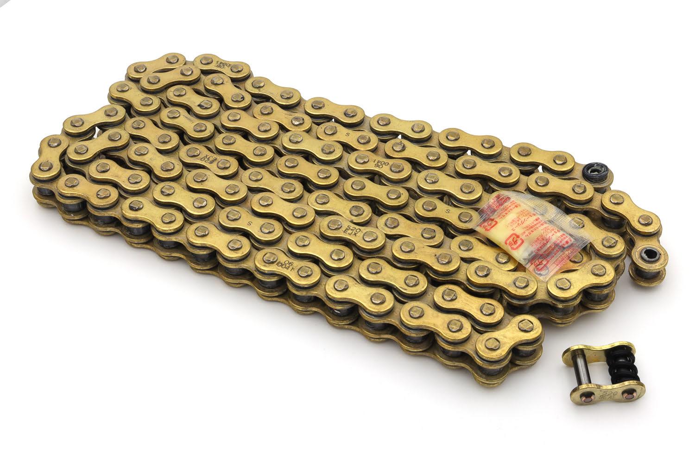 Corrente Esjot (530 X-Ring Dourada 120 elos) ESJOT