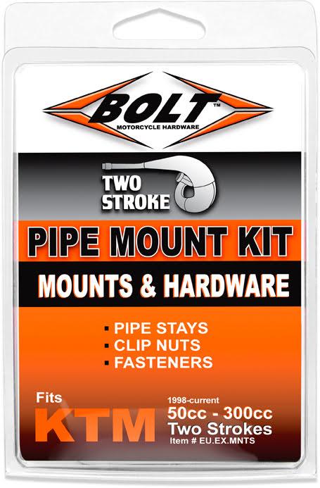 2-STROKE PIPE MOUNT KIT