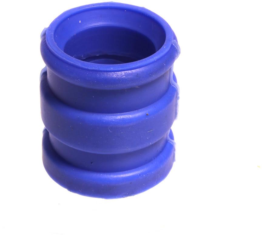 Borracha de escape Silicone 27 / 29mm Azul