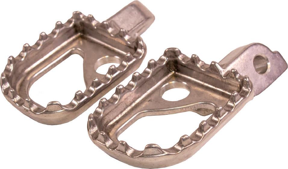 Estribos APICO TRIAL Aluminio 60mm - Ajustáveis