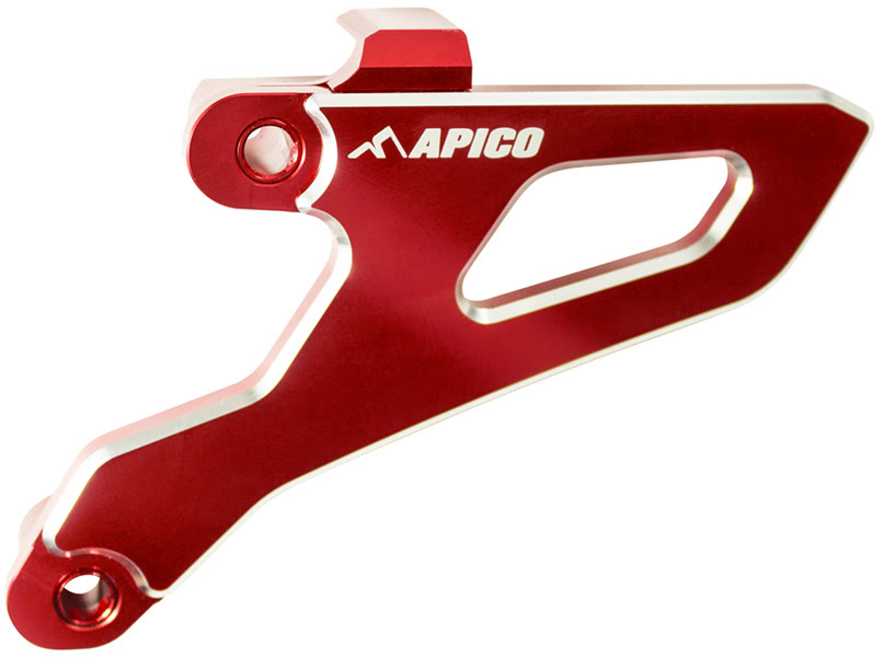 FRONT SPROCKET COVER HONDA CRF250R 10-17, CRF450R 09-16 RED