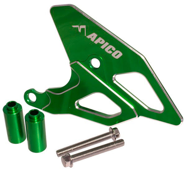 FRONT SPROCKET COVER KAWASAKI KX450F 2019 GREEN