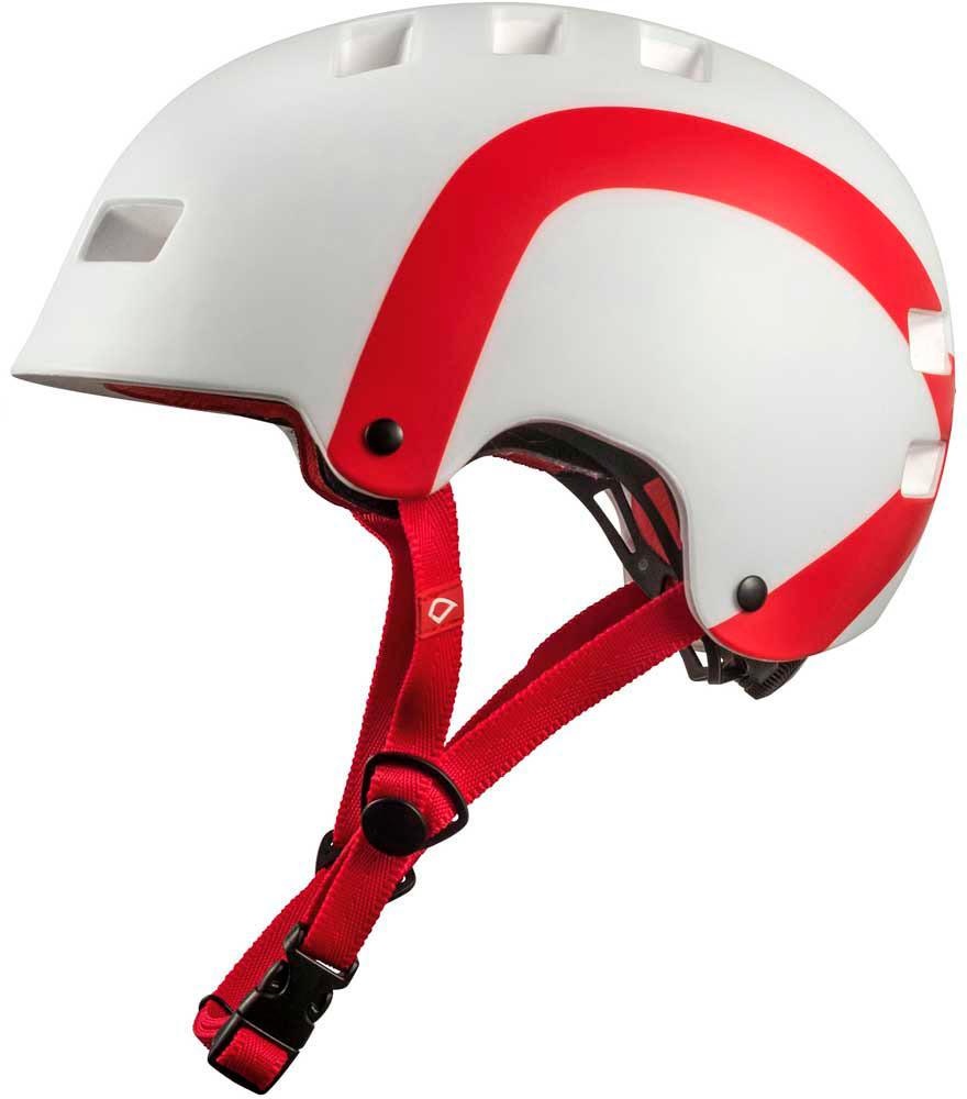 Capacete Bicicleta Hebo WHEELIE 1.0 Branco