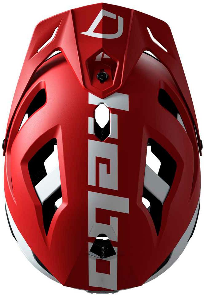 Capacete Bicicleta Hebo ORIGIN Vermelho / Branco