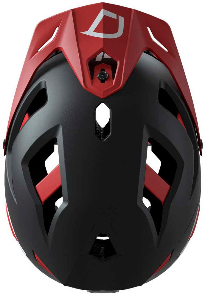 Capacete Bicicleta Hebo GENESIS Vermelho XS / S