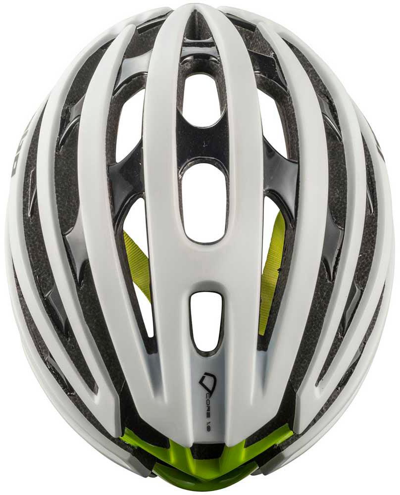 Capacete Bicicleta Hebo CORE 1.0 Branco / Verde HEBO