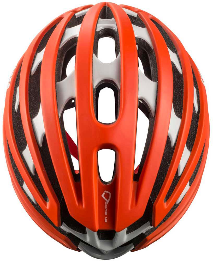 Capacete Bicicleta Hebo CORE 1.0 Vermelho / Branco
