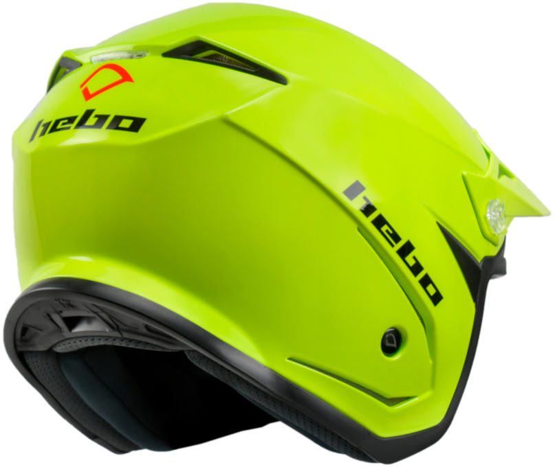 Capacete Hebo ZONE 5 + BLUETOOTH Lima