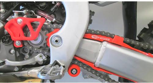TM Designworks Integrated Case Saver and Sprocket Cover