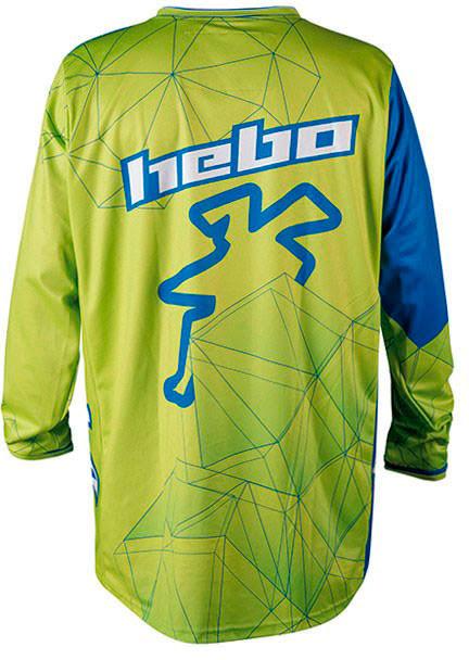 Camisola Hebo SWAY Verde