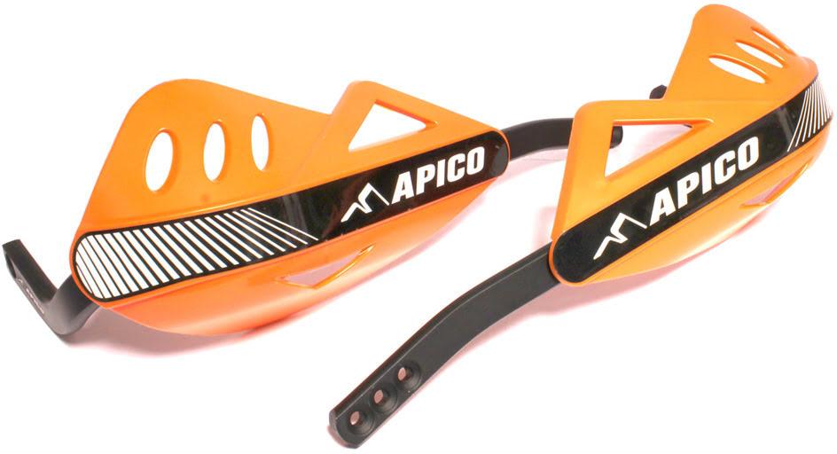 Proteção de mãos APICO Aluminio Laranja