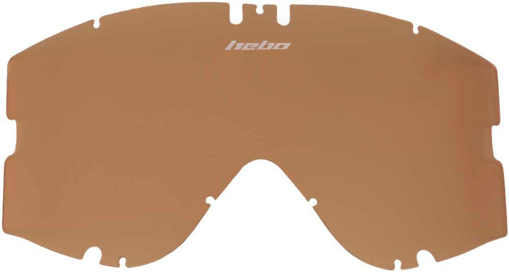 Lente de oculos Hebo HIGH-V & MEDIUM-V Fumada